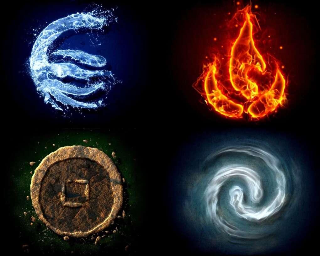 Основные черты характера представителей стихии Огня