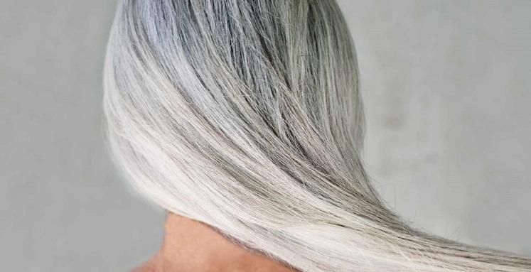 Седые волосы в 30 лет: что делать
