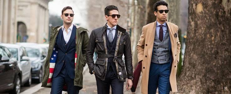 Семь мужских модных трендов сезона осень-зима